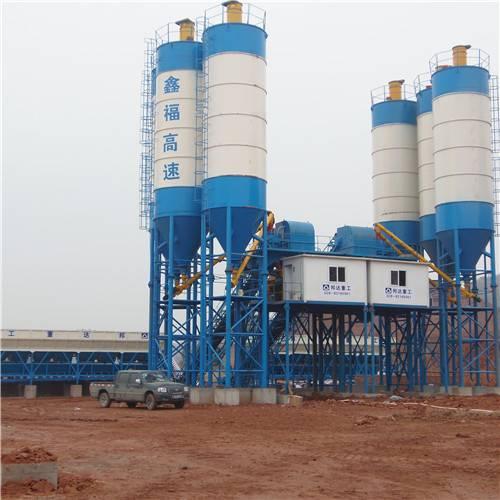 hzs75 75 m3/h Portable Hot sale mobile Concrete Batching Plant