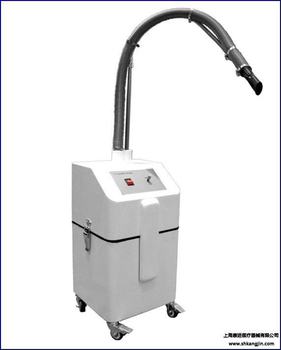 Medical smoke purification machine