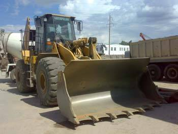 Sell used CAT 966G Loader