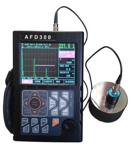 AFD300 Ultrasonic Flaw Detector