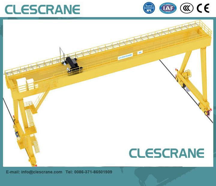 CHG Series Chinese Factory Supplier 2-63t Electric Hoist Gantry Crane $1000-$15000