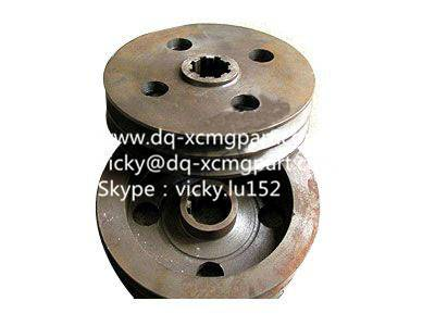 XCMG SPARE PART Grader parts GR100 GR135 GR165 GR180 GR200 GR215 GR215A GR230  belt pulley