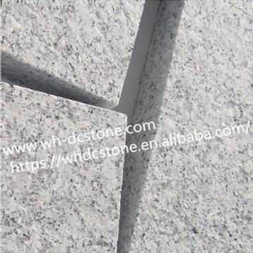 Cheap Granite G602 Flamed Paving Tiles For Road