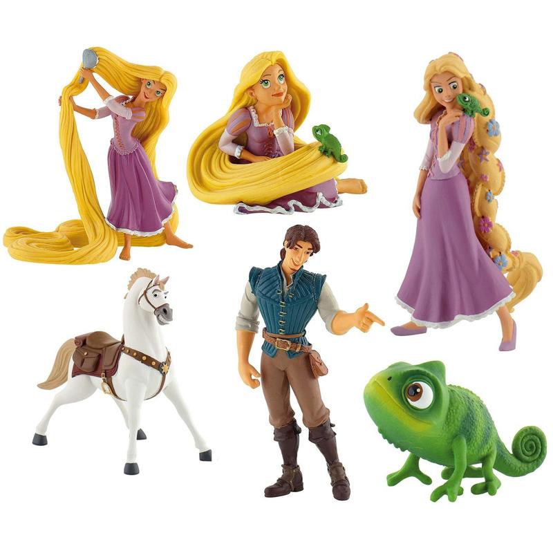 Disney figure , plastic toy , pvc figure ,