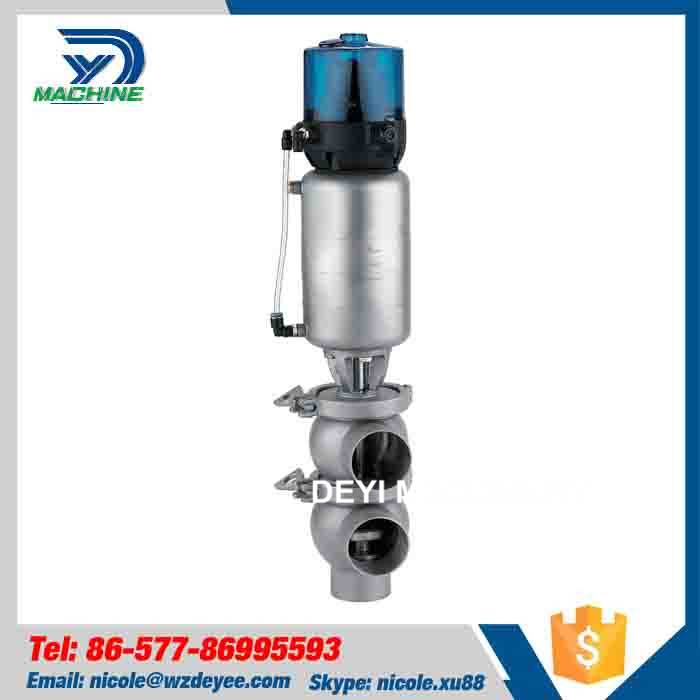 Stainless Steel Pneumatic Reversing Control Valve