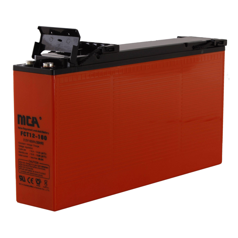 12V160AH VRLA battery