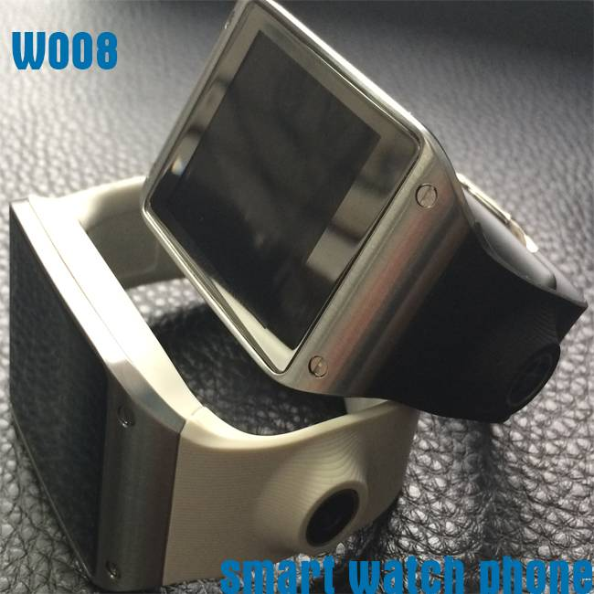 Fshion 2014 SMS E-mail Music Sport smart best wrist watch cell phone