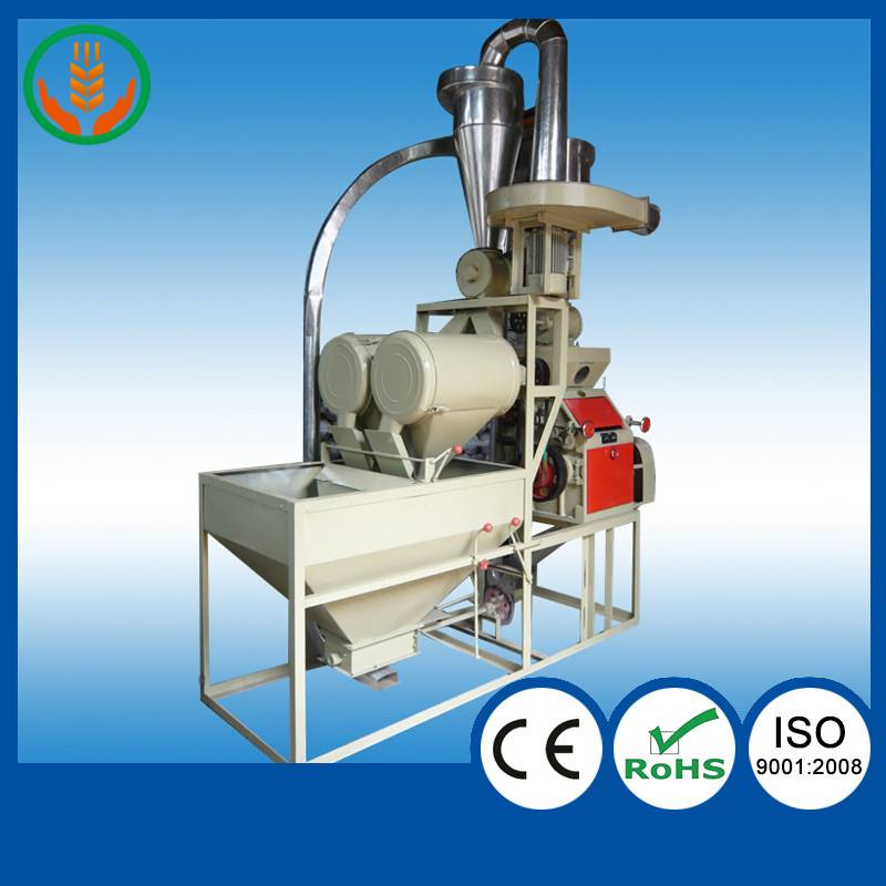 Good quality wheat flour milling machine