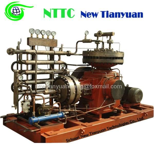 Atmosphere Inlet Pressure High Pressure Gas Compressor Diaphragm