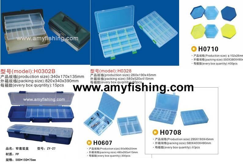 fishing tackle box, fishing combo, fishing set, plastic box