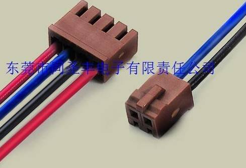 JAE IL-G-2S-S3C2 connectors with wires