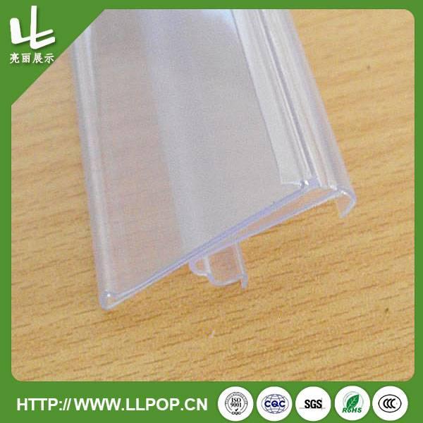 Advising Accessorise Plastic Label Holder