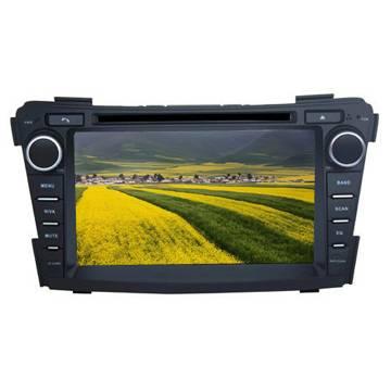 Hyundai I40 In Dash Car DVD Navigation Player and Multimedia