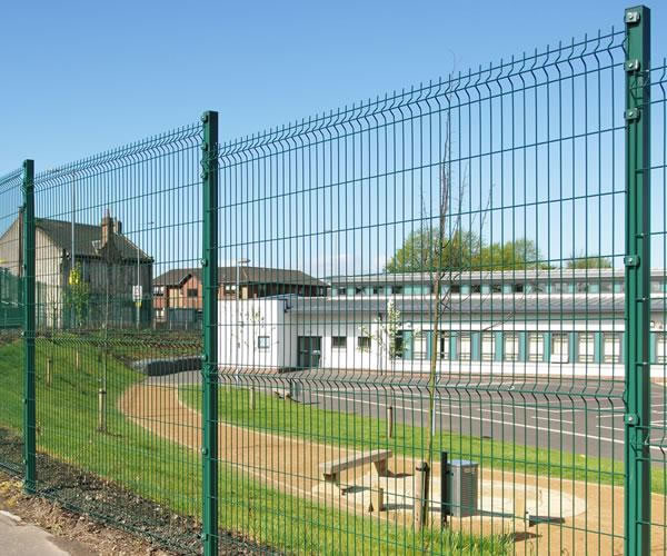 Welded Wire Mesh fence wire fencing security fence 3D fence panels