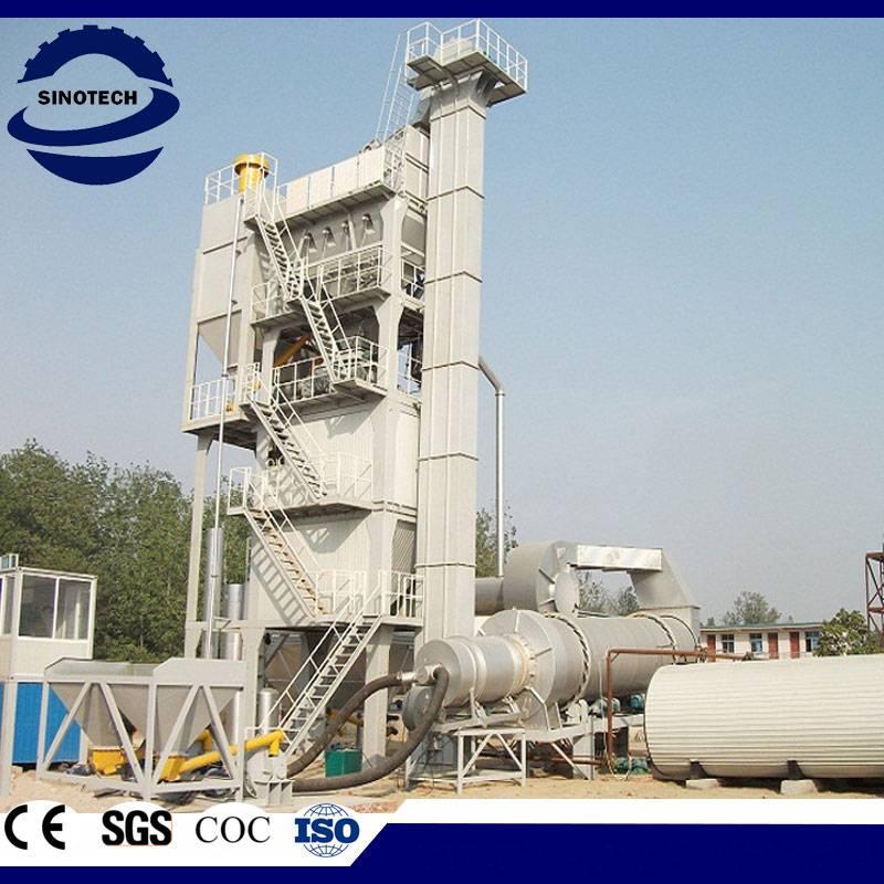 LB2000 Asphalt Batch Mixing Plant