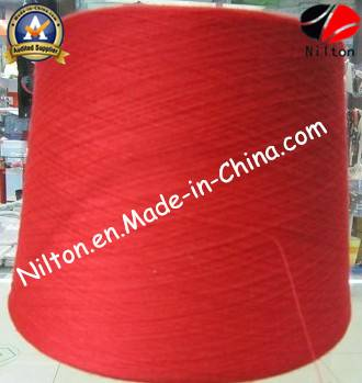 2014 competitive price and high quality carded cotton yarn