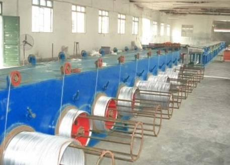 Electro Galvanizing Production Line