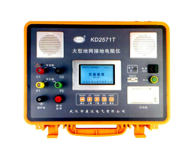 KD2571T Grounding impedance tester