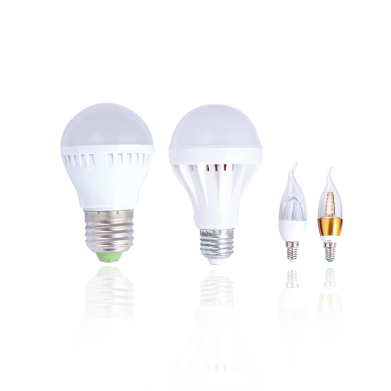 Hot Sale Energy Saving Home LED Bulb 3-12W Yj17-Bulb Light Cold White E27 LED Lighting