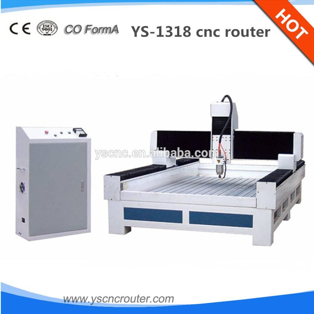 YS-1318 Marble Stone cnc router 3d cnc router stone cheap cnc router