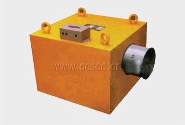 RCDA series of electromagnetic iron separators