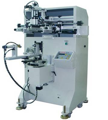 Bottle Cylinderical Screen Printing Machines