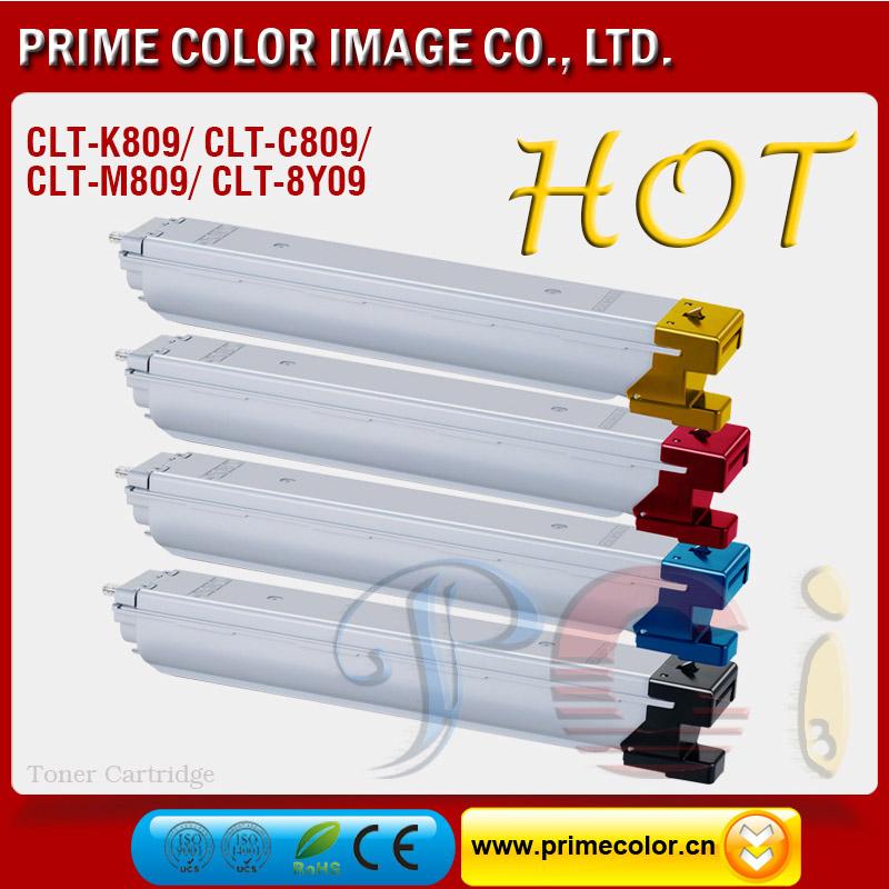 Color Toner Cartridges for Samsung CLT-D809 Reman With chip