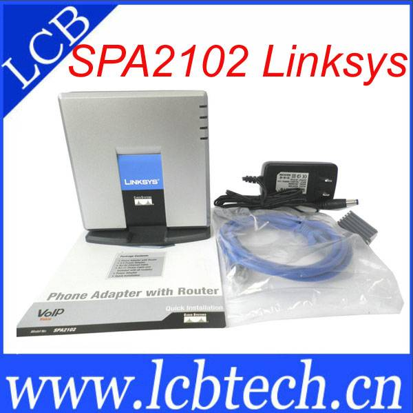 Linksys SPA2102 NA Unlocked