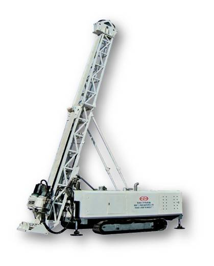 Full Hydraulic Core Drill