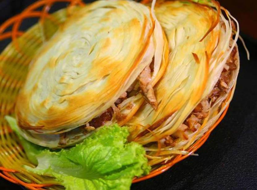 Tongguan Rougamo Chinese Hamburger Frozen Dim Sum