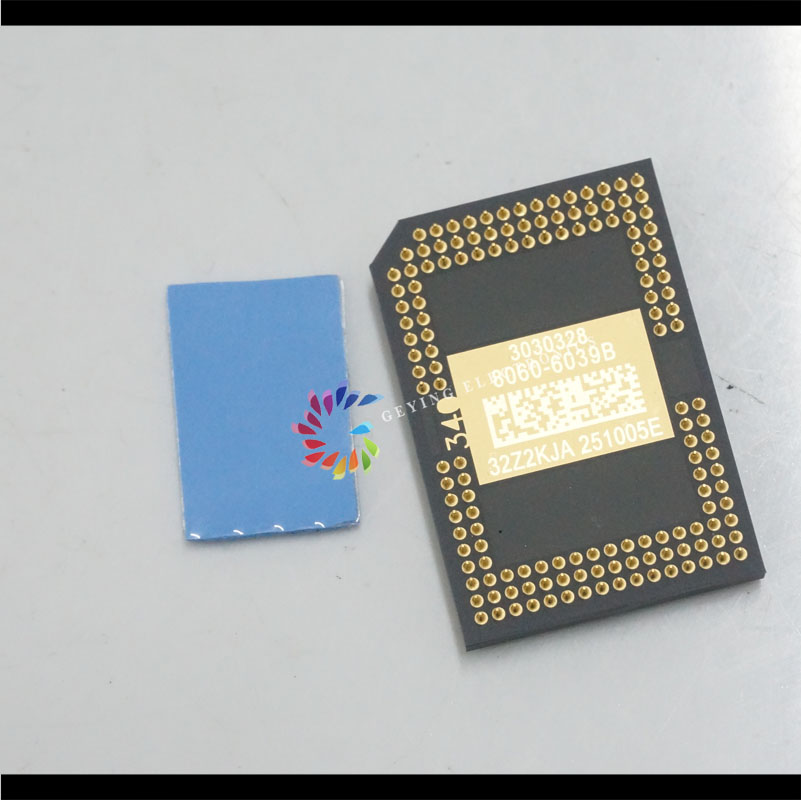 Brand New Projector DMD Chips 8060-6038B /8060-6039B /8060-6438B/8060-6439B for TDP-S23 EP720 MP515