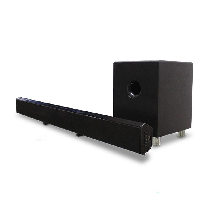 New high end suwoofer Bluetooth TV Soundbar