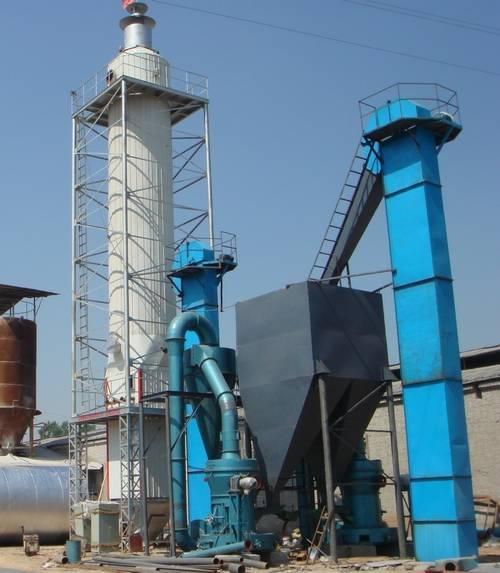 gypsum powder machiery