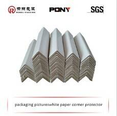 2016 Various paper corner protectors for Outside Steel Rollers
