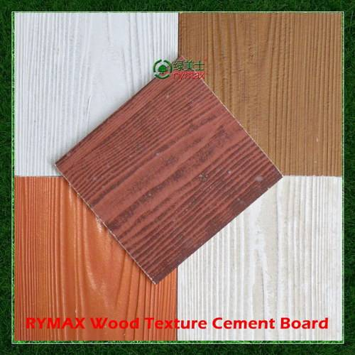 RYMAX Wood Texture Cement Board | Wall Panel | Fiber Cement Board | FCB Board