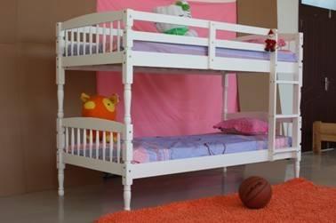 bedroom wood furniture for solid wood bunk bed