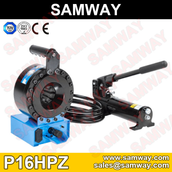 Samway P16HPZ Crimping Machine