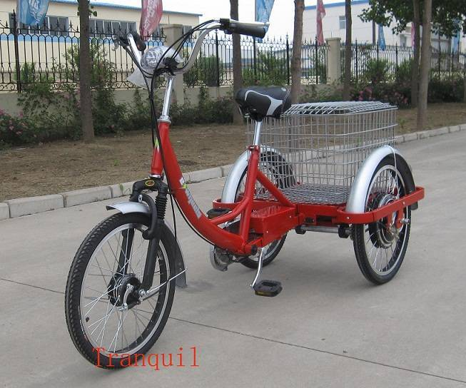 Electric Tricycle(AG-S27 Normal Style)