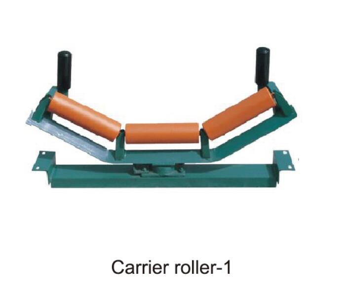 carrier roller-1 of mixing plant