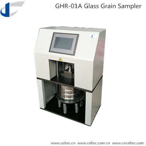 Glass grain hydrolytic resistance tester