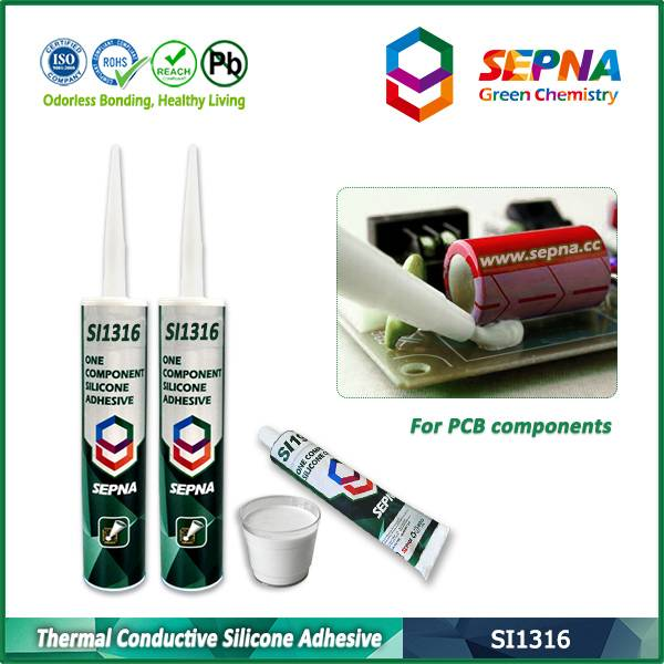 One Component Thermal Conductive Silicone Sealant SI1316