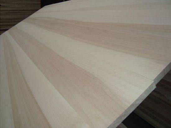 poplar jointed board /poplar edge glued panel