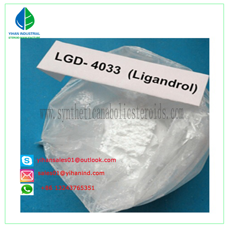 99% Purity of Sarm Lgd-4033 (Ligandrol) Powder for Bodybuilding Judy