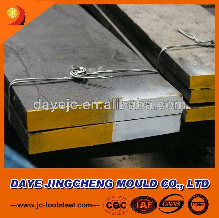 Hot Work Tool Steel H10 Steel Bar, Hot Forged Flat Steel H10