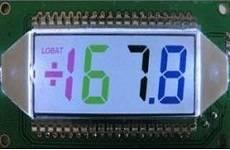 Segment Color LCD Module