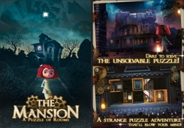 The Mansion : A Puzzle of Rooms