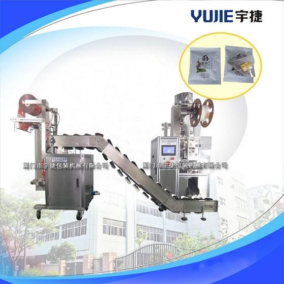 YD-SJB Automatic triangle tea bag packing machine(nylon bag)
