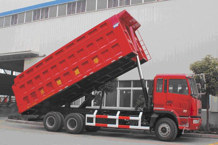 tipper truck for mine