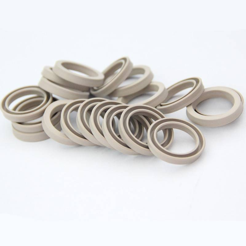 Spring energized PTFE seals/energized seals_factory!