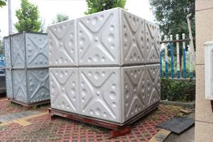 GDDX  Bolted high-strength galvanized sheet steel water tank